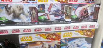 'Solo' Figures and Vehicles Released