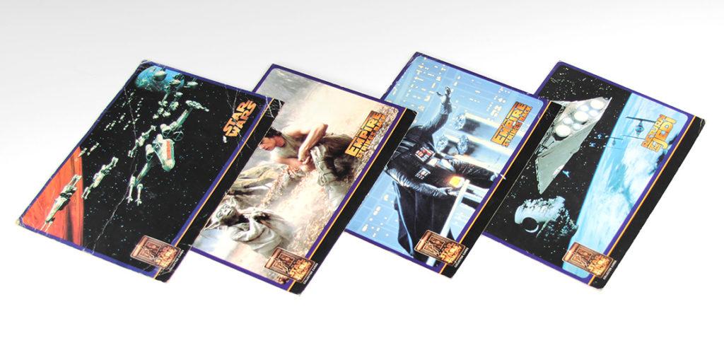 Hoyts Star Wars Postcards