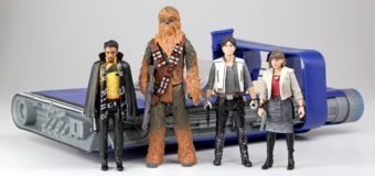 'Solo' Toy Report