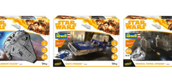 Revell Solo Kitsets at NZ Game Shop