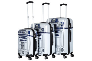 R2-D2 Luggage Set