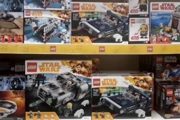 Solo Lego Sets