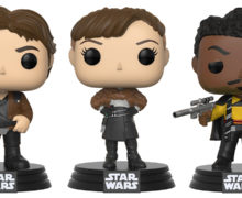Preorder 'Solo' Pop! Vinyls at Mighty Ape