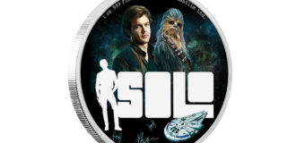 'Solo' Coin from NZ Mint