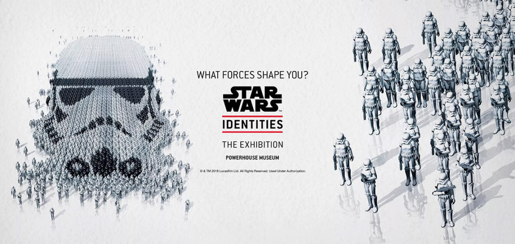 Star Wars Identities Exhibition Coming to Sydney