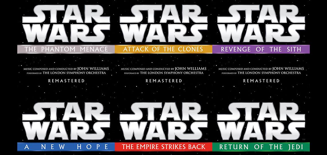 Remastered Star Wars Movie Soundtracks Swnz Star Wars New Zealand