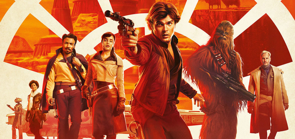 'Solo' Tickets available in NZ