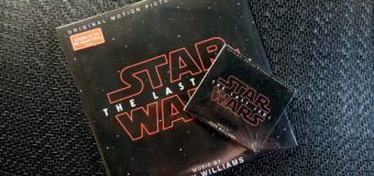 'The Last Jedi' Soundtrack Giveaway