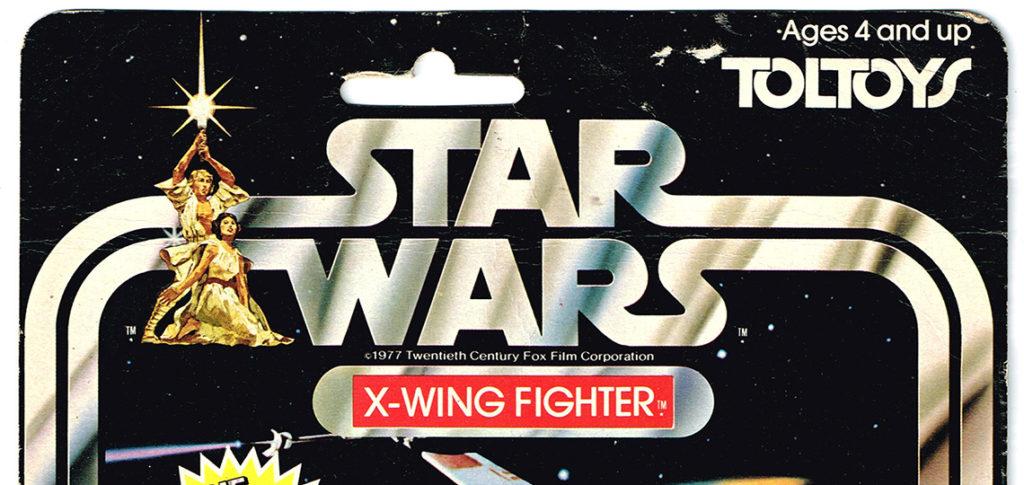 The Toltoys Star Wars Range