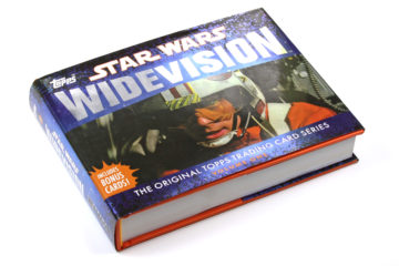Review Topps Star Wars Widevision