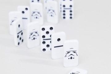 Star Wars Dominoes