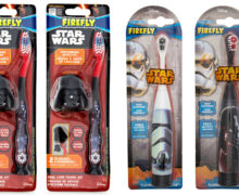 Kid's Star Wars Toothbrushes