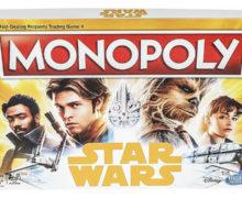 Star Wars Monopoly – Han Solo Edition