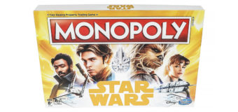 Star Wars Monopoly – Han Solo Edition