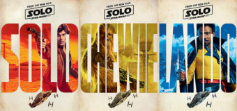 'Solo' Posters at Mighty Ape
