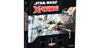 Preorder X-Wing Second Edition at Mighty Ape