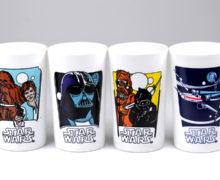 Taurus Star Wars Coke Cups (1977/1978)