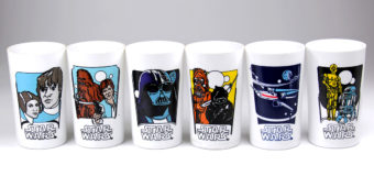 Taurus Star Wars Coke Cups (1977/1978)
