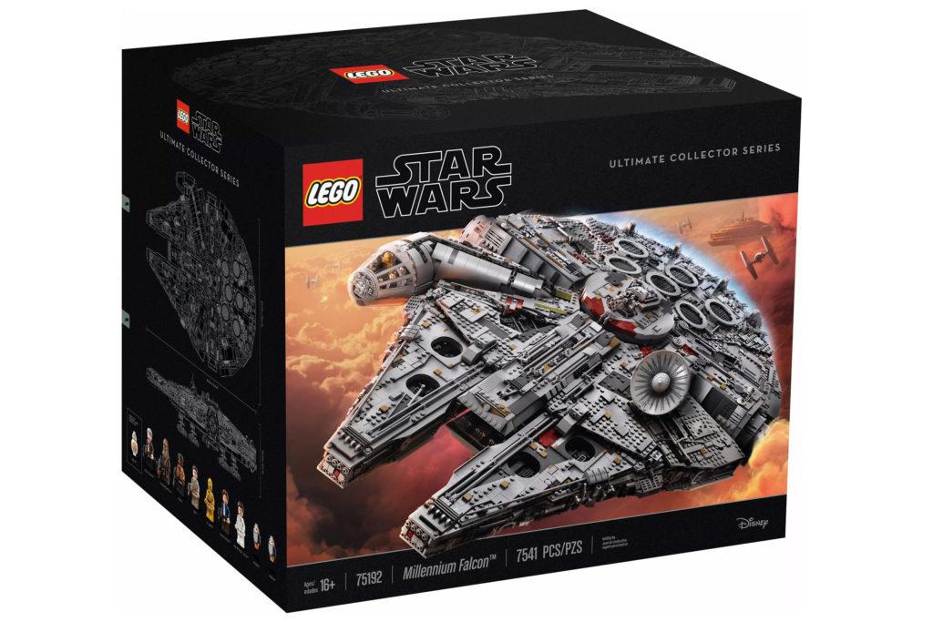 LEGO Falcon (75192)