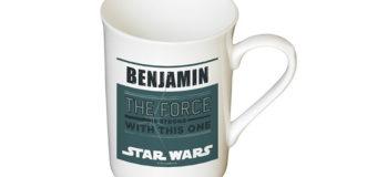 Personalised Star Wars Mugs