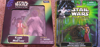 Competition 4 – Lando, Leia, Muftak and Kabe!