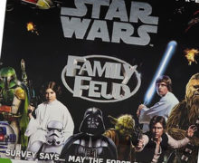 Star Wars Family Feud Discounted