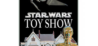 Historic Star Wars Toy Show Report