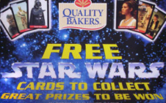 Quality Bakers Star Wars Advertising