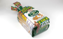 Quality Bakers Star Wars Promotion - Fibre White Bread Packaging