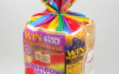 Quality Bakers Star Wars Promotion - Rainbow Bread Packaging
