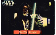 Quality Bakers Card 8 - Obi-Wan Kenobi