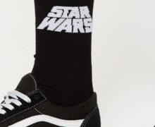 Star Wars Logo Socks