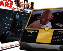 2019 Star Wars Day-By-Day Calendar