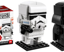 New LEGO Brick Headz at Mighty Ape