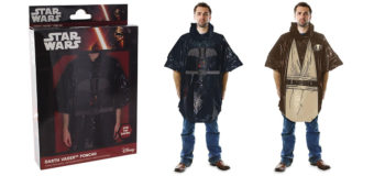 Star Wars Rain Ponchos