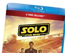 'Solo' Blu-Ray NZ Release Date