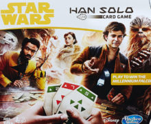 Han Solo Card Game at NZ GameShop