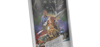 'The Empire Strikes Back' Silver Foil from NZ Mint