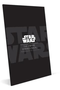 The Empire Strikes Back Silver Foil
