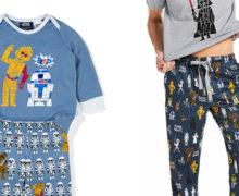 New Star Wars Pyjama Collection at Peter Alexander