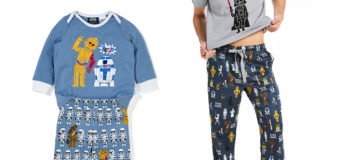 New Star Wars Pyjama Collection at Peter Alexander