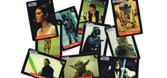 Quality Bakers Bread Star Wars Cards, 1997