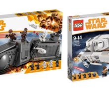 New Star Wars LEGO Discounted at Toyco