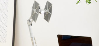 TIE Fighter Desk Lamp at Asos