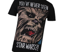 """You've Never Seen Star Wars?"" T-Shirt"