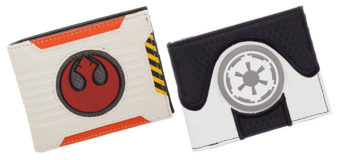 Star Wars Men's Wallets at Mighty Ape
