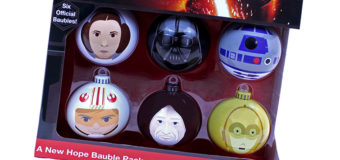 Star Wars Christmas Ornaments at Mighty Ape