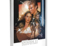 'Attack of the Clones' Poster Coin from NZ Mint