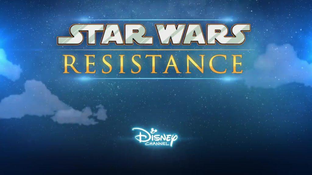 Star Wars Resistance NZ Premiere