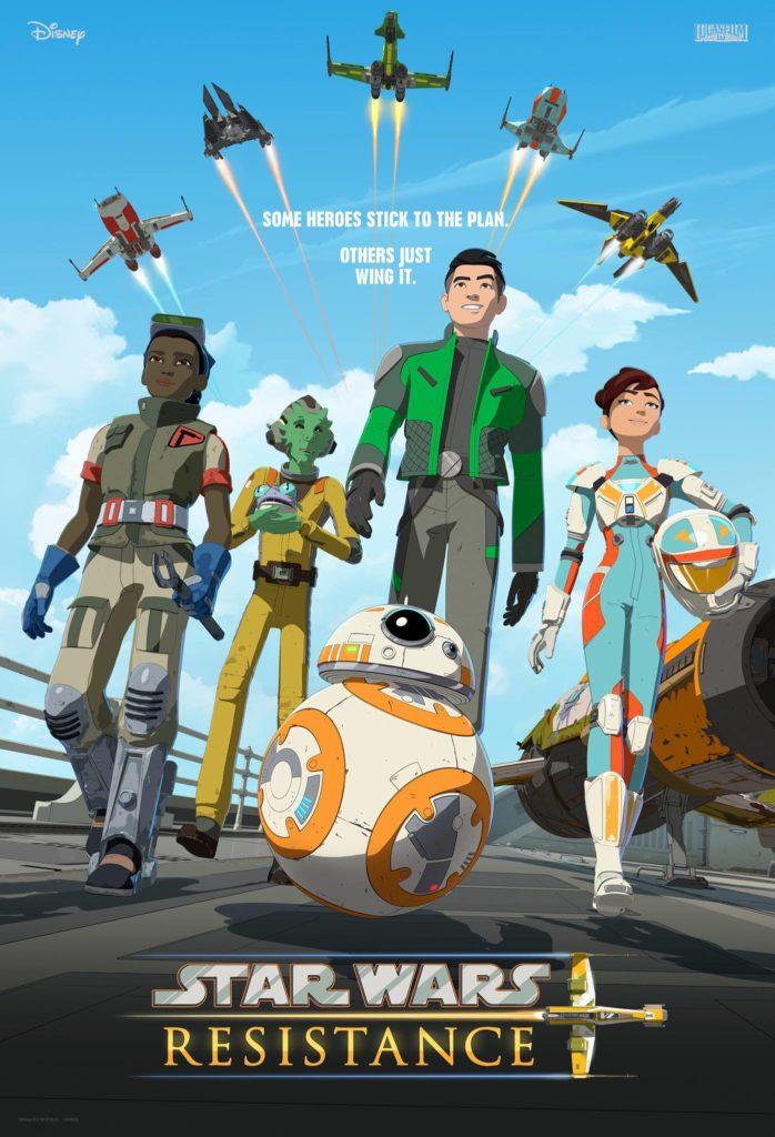 Star Wars Resistance NZ Premiere Date